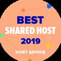 Наградени компании, които са в класацията Топ 10 за споделен хостинг.